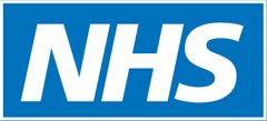 nhs logo blue