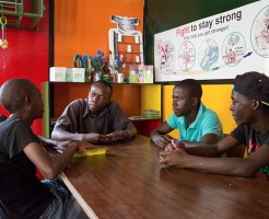 Supporting sexual health training in Africa