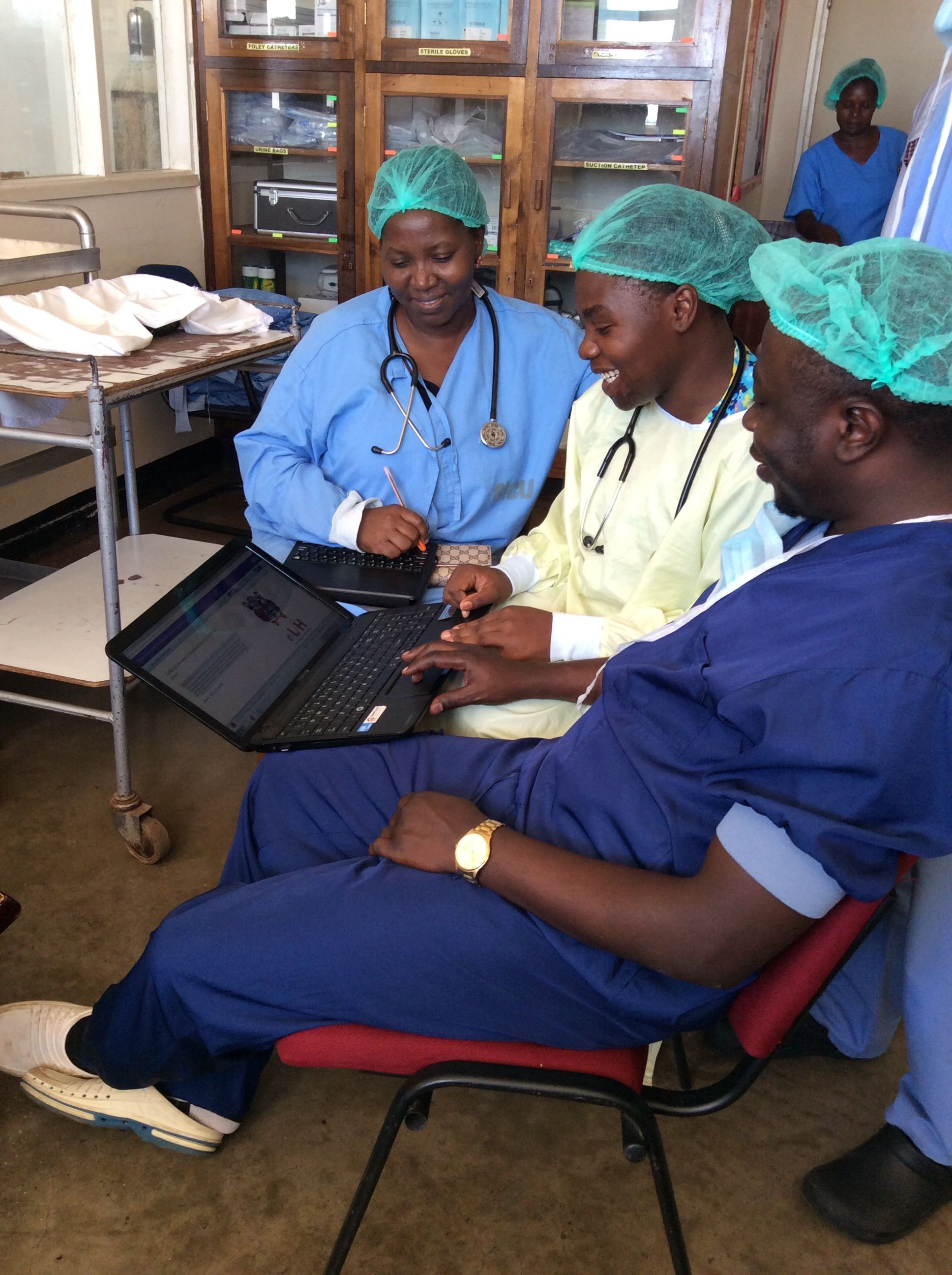 e-Learning Anaesthesia goes global